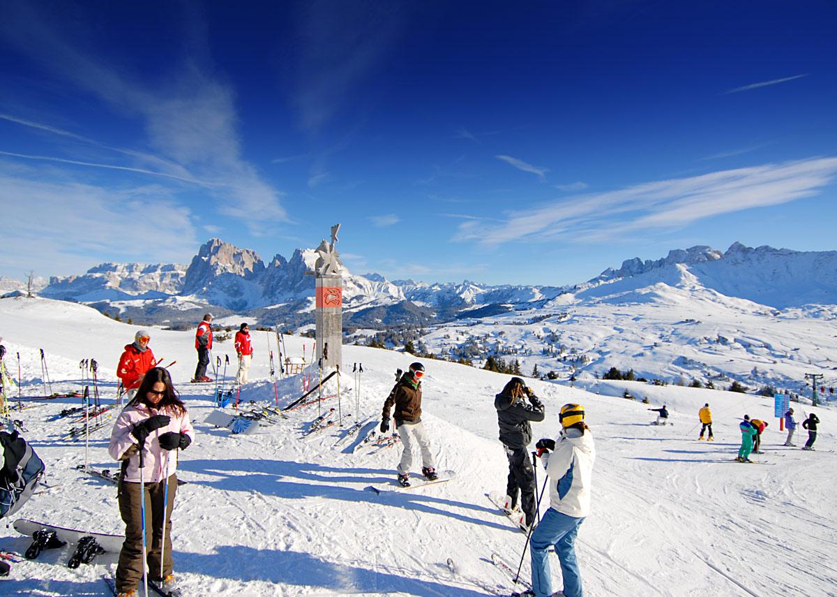 Ski-Seiseralm