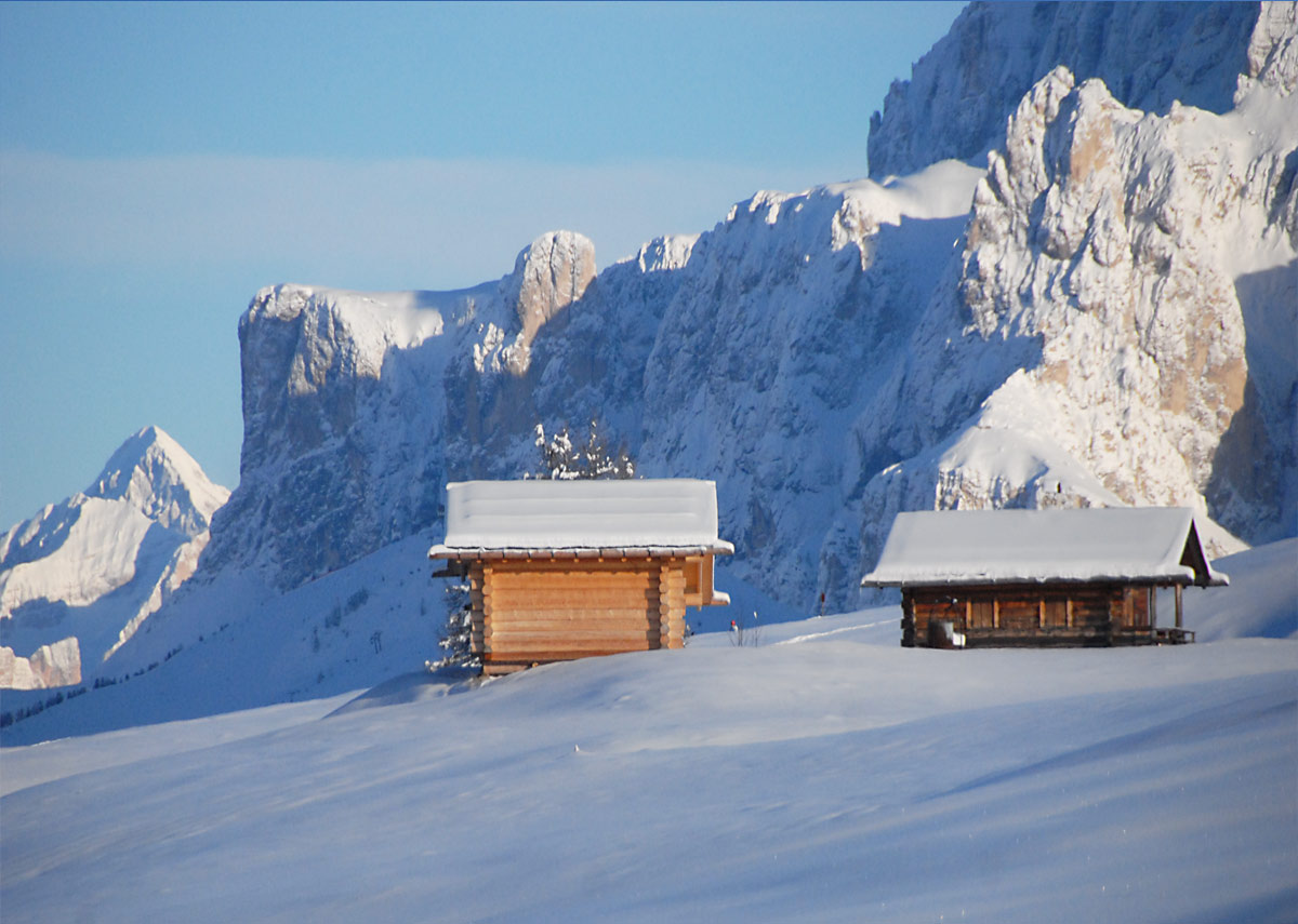 Winterwandern-Dolomiten