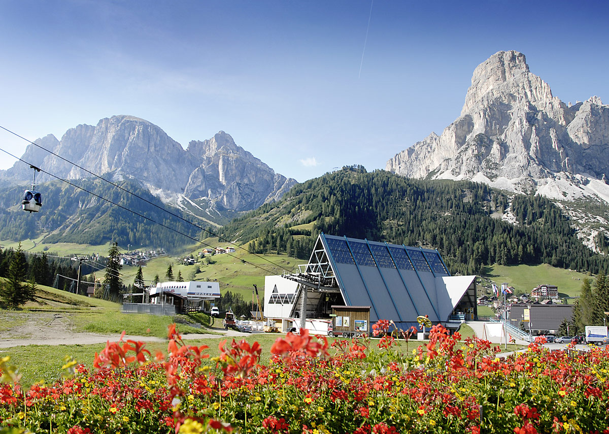Corvara Alta Badia Südtirol
