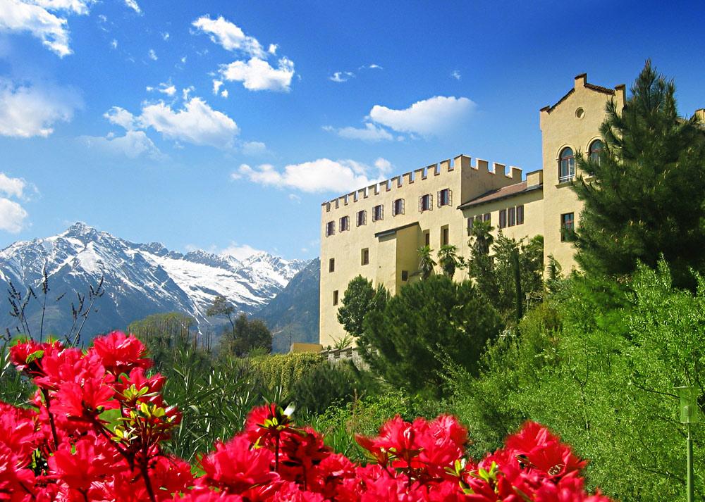 Trauttmansdorff  Südtirol