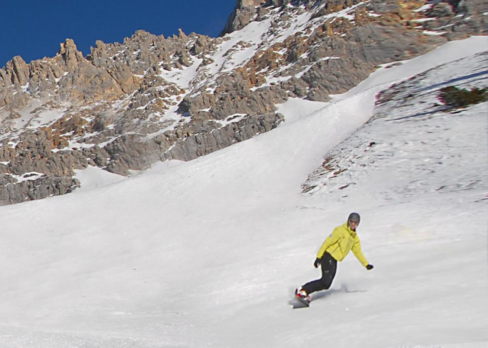 Skigebiet Karersee