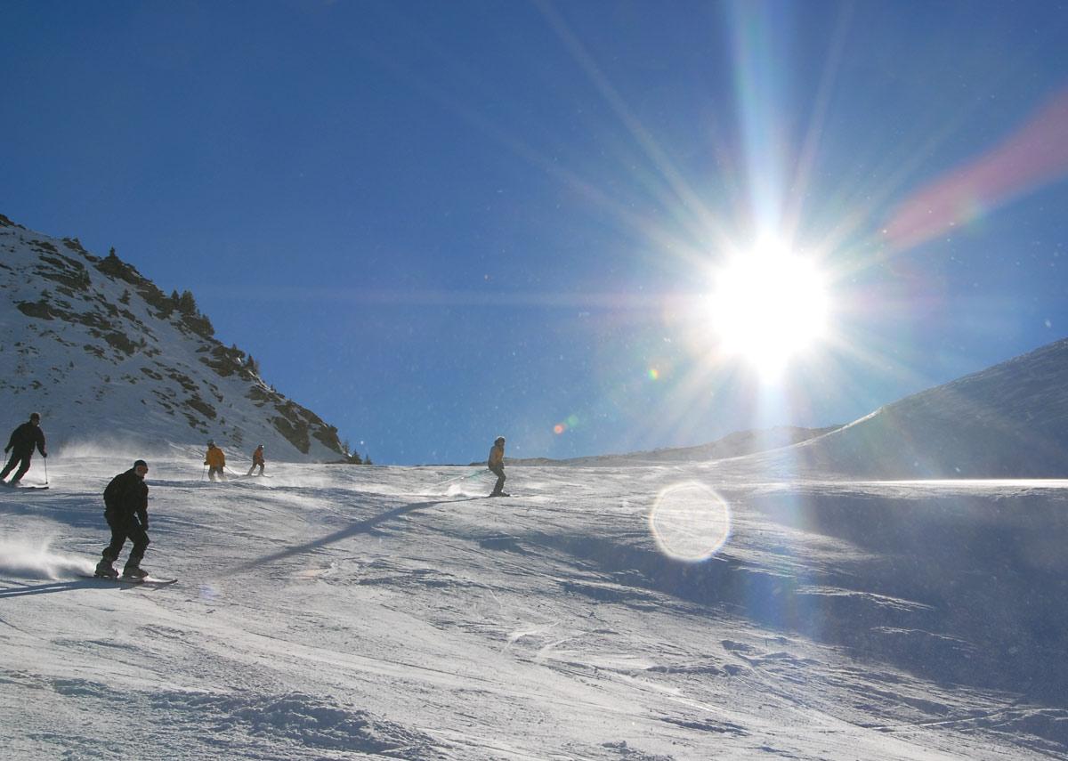 Skigebiet-Schöneben