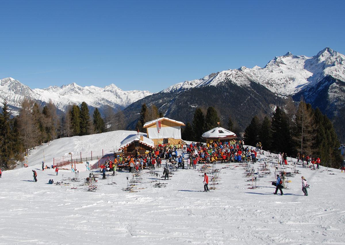 Skigebiet-in-Speikboden