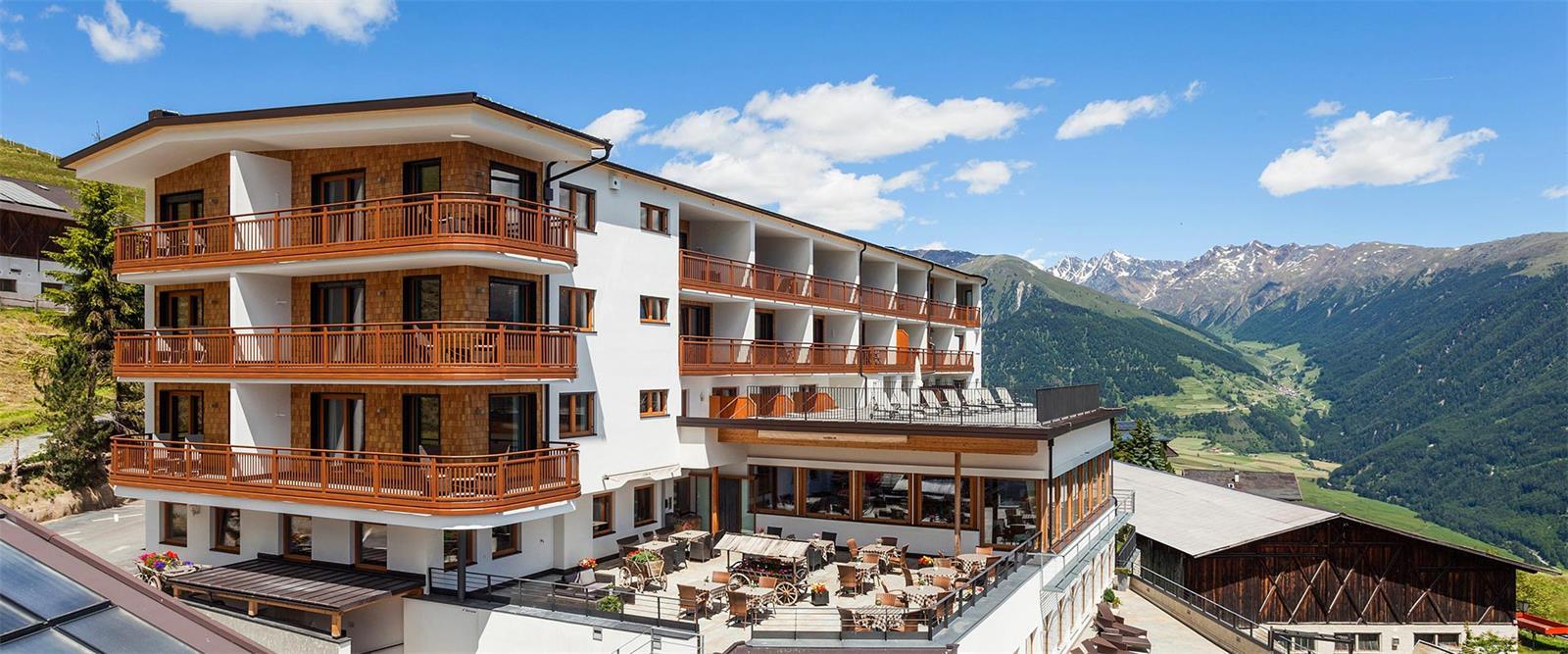 Winter Wellness Hotel Italienisch