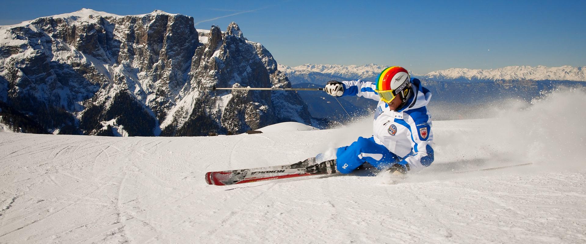 Seiser alm urthaler urlaub s dtirol for Design hotel skifahren