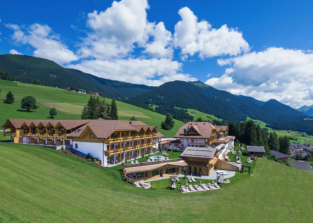 Hotel alpen tesitin urlaub s dtirol for Designhotels in den alpen