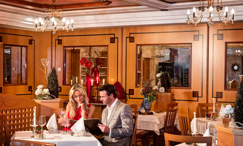 Hotel Hubertus, Villanders, restaurant