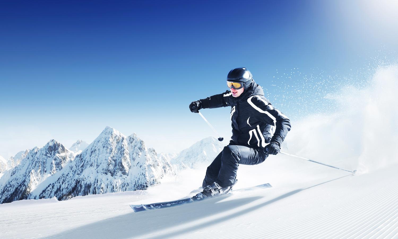 Hotel Hubertus, Villanders, skifahren