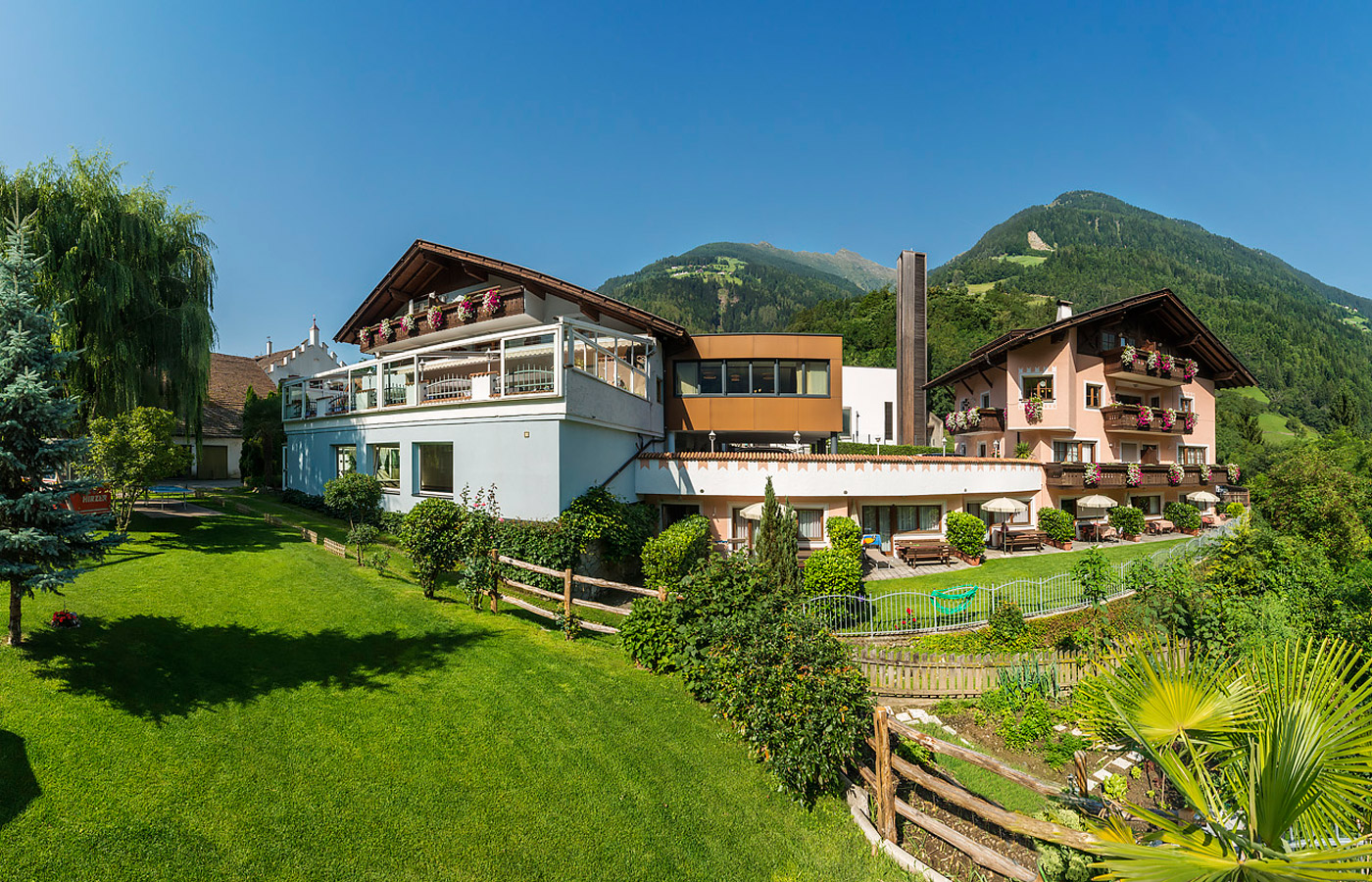 B&B Alpenhof Lodge