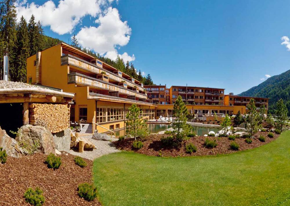 Hotel arosea urlaub s dtirol for Designhotel ultental