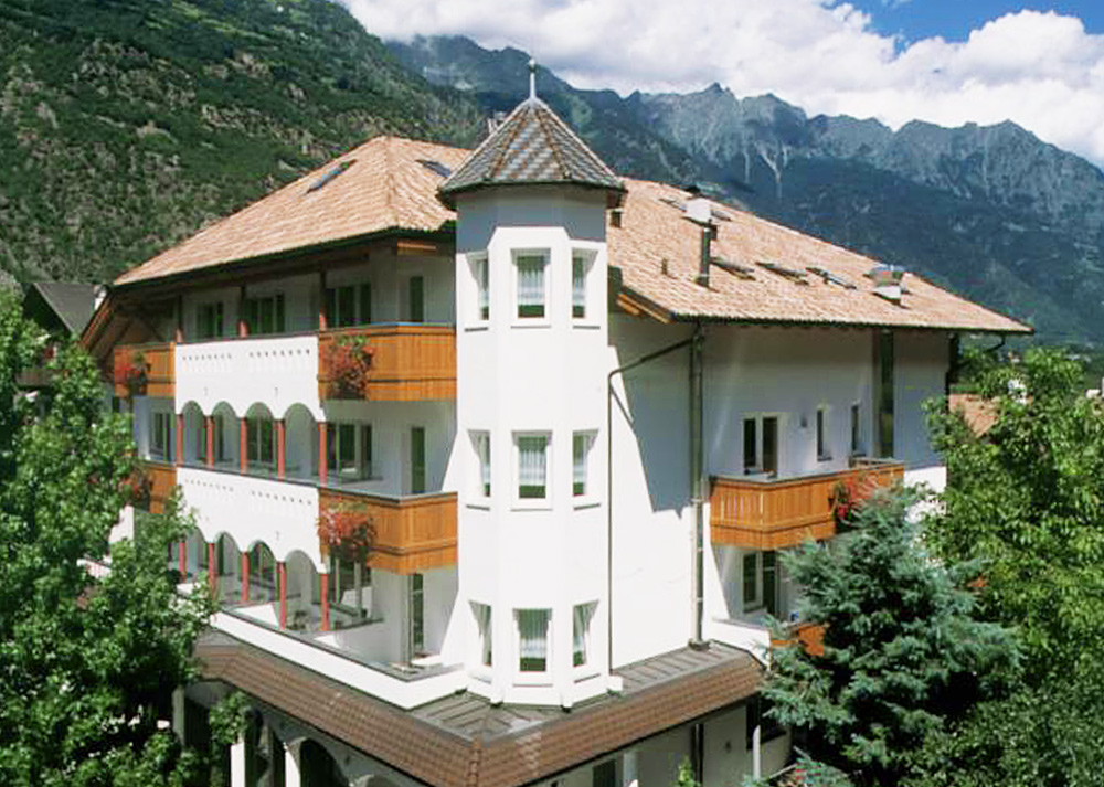 Hotel Villa Etschland