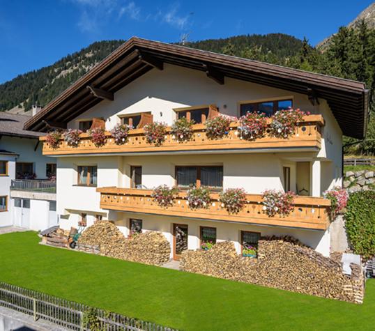 Haus Seeblick Hotel Garni Ferienwohnungen: Haus Heidi Garni Christine