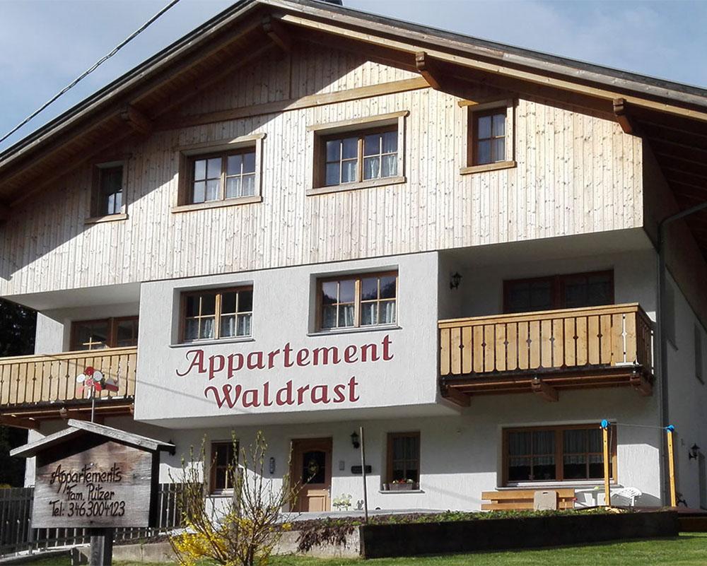 Appartement Waldrast